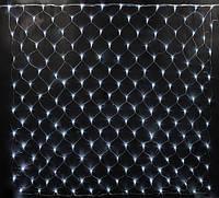 Электрическая световая гирлянда сетка 120 Short curtain 3W белая