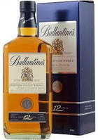 Виски Бленд Шотландия Балантайз 12 лет 1л Ballantines's 12 years