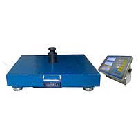 Весы торговые напольные электронные ACS 200kg WIFI, металлическая платформа 35*45см, 220В/аккумулятор