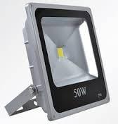 Светодиодный LED  прожектор SLIM 50 w IP66 5000 Lm 50Вт