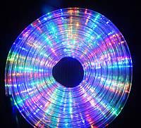 Светящийся шланг гирлянда 10 метров Pope light 10M разноцветный