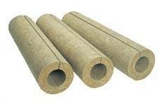 Изоляция труб, базальтовая скорлупа, д57/80