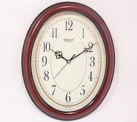 Часы настенные овал Rikon, фото 1