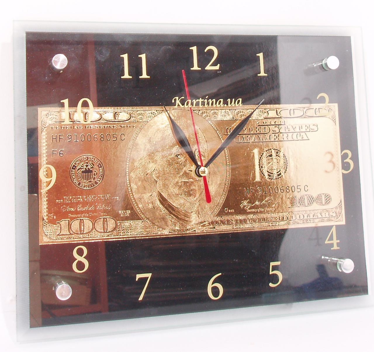 Часы настенные картина 25Х35