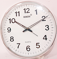 Часы настенные RIKON круглые, фото 1