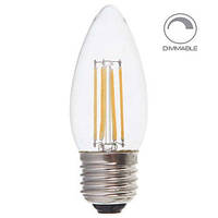 Светодиодная лампа Feron LB-68 4W E27 2700К/4000K диммируемая