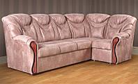 Элегантный угловой диван украинского производства, модель «Статус»