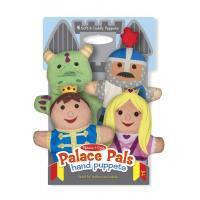 Игровой набор Melissa&Doug Кукольный театр Королевская семья (MD19082)