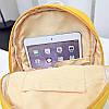Маленький рюкзак из холста, фото 9