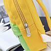 Маленький рюкзак из холста, фото 10