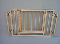 Секция с дверцей 134см большой детский манеж ограждение, устойчивый, компактный, для близнецов двойн
