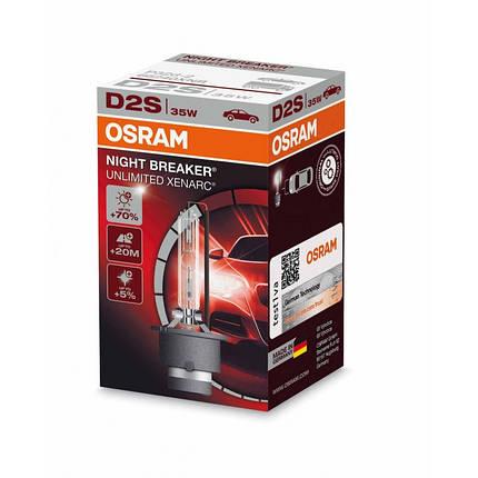 Osram Night Breaker Unlimited D2S, фото 2