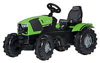 Трактор Педальный Farmtrac Fahr Rolly Toys зеленый