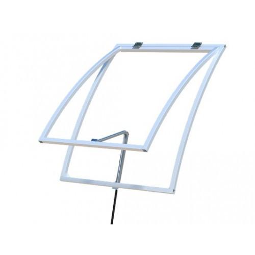 Дополнительное окно проветривания для теплицы Агросфера Стандарт