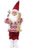 Санта Клаус 45 см, Дед Мороз под елку