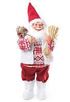 Санта Клаус 60 см, Дед Мороз под ёлку