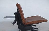 Сиденье для мототрактора (мягкое на аммортизаторе) EXPERT Агромарка