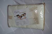 Одеяло с наполнителем из холлофайбера 170х210 см