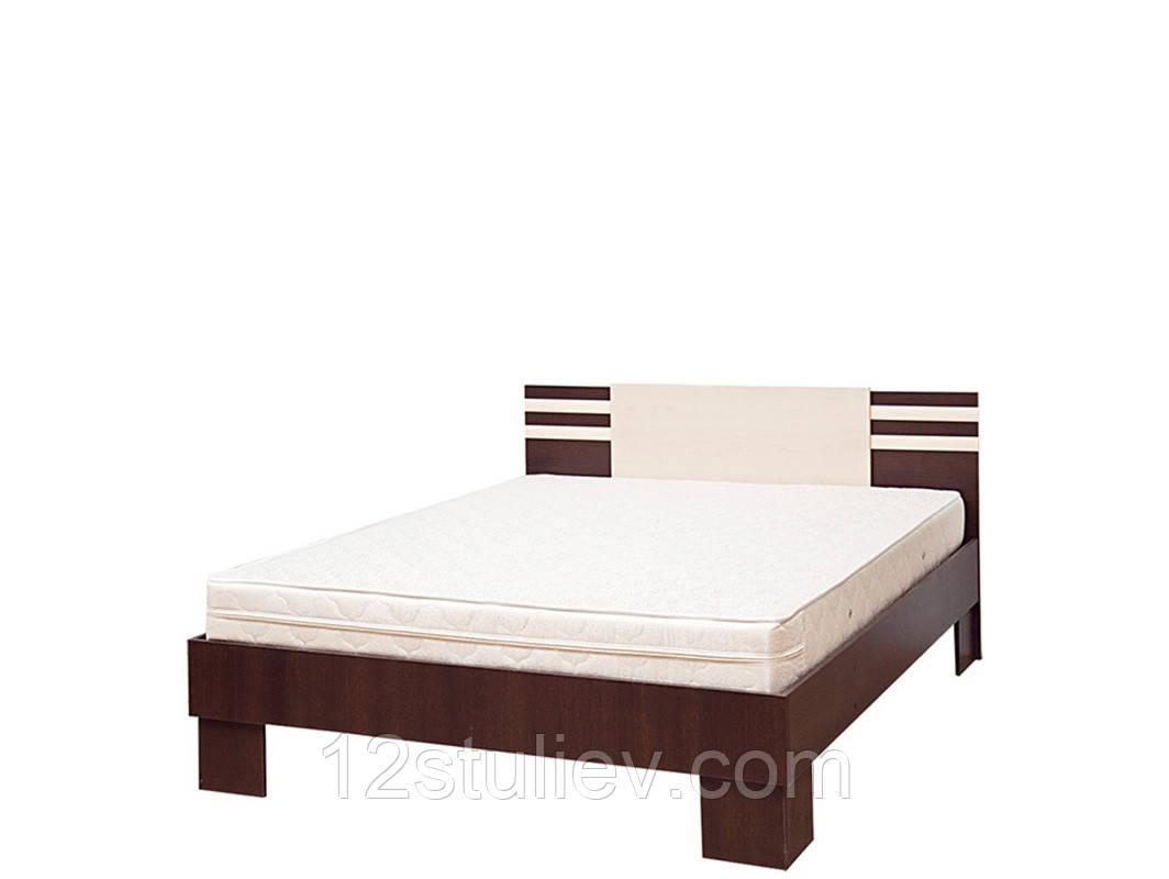 Кровать 2-сп (1.4) Элегия
