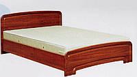 Кровать К-120 Классика ДСП  90х200 800х1280х2030мм  Абсолют