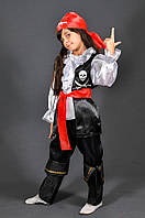 Новогодний костюм  Пирата или Пиратки для девочек и мальчиков 3-13 лет  S754