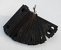 """Молотки (бичи) для измельчителя кормов """"ИКОР-01""""."""