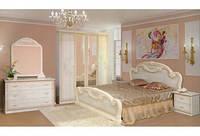 Спальня 4Д Опера Роза