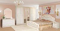 Спальня 6Д Опера Роза