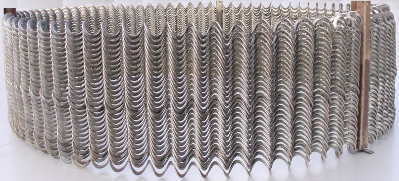 Шнек, Спираль