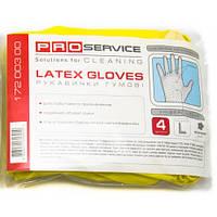Перчатки  резиновые универсальные  (L) PRO