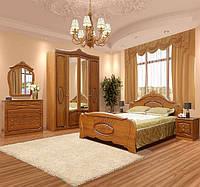 Спальня 4Д Катрин Патина