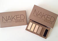 Палетка теней для век Naked Basics 6 оттенков от Urban Decay