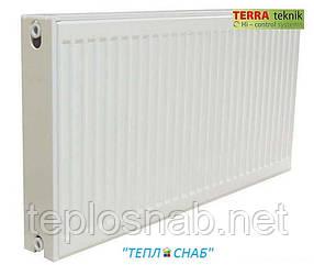 """Радиатор""""TERRA TEKNIK"""" тип 22 500*800 нижнее подключение"""