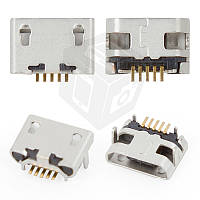 Коннектор зарядки для Lenovo Tab 2 A7-30HC, оригинал