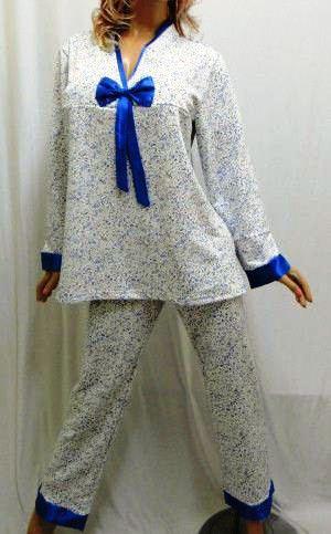 Пижама с длинным рукавом на байке большого размера 50,52,54, Харьков