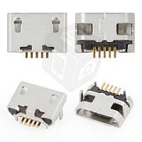 Коннектор зарядки для Lenovo Tab 2 A7-30, оригинал