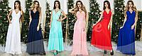 Платье вечернее в пол,  Материал: верх микро-масло, юбка шифон с атласным подкладом. много расцветок асич №154