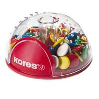 Бокс для кнопок Kores К43242 магнитный 100 шт