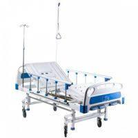 Кровать механическая медицинская четырехсекционная HBM-2SM