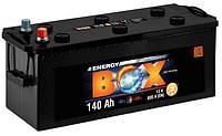 Аккумулятор Energy Box, 140 А/ч 6СТ-140-А3