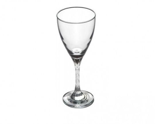 """Набор бокалов для вина Pasabahce Twist 6 шт по 180 мл (44362) - Магазин """"Дом-Огород"""" в Белой Церкви"""
