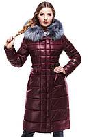 Пальто женское Amina зимние молодежное Пальто