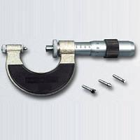 Микрометр резьбовой МВМ 0-25. ГОСТ 4380-93.