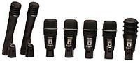 Superlux DRKA5C2 Набор микрофонов для барабанов