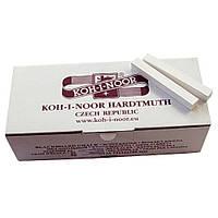 Мел канцелярский белый Koh-I-Noor 111502 100 шт