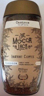 Кофе растворимый Goldbach The Mocca Jack , 200 гр, фото 2