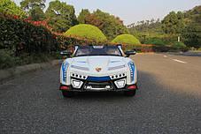 Детский электромобиль Maseratti M 2432 R пульт Bluetooth, фото 3