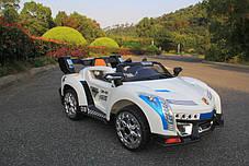 Детский электромобиль Maseratti M 2432 R пульт Bluetooth, фото 2