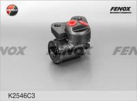 Цилиндр тормозной передний левый Москвич 412, 2140  K2546C3 Classic(уп) (Fenox)