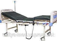 Ліжко механічна медична чотирьохсекційна A 25P